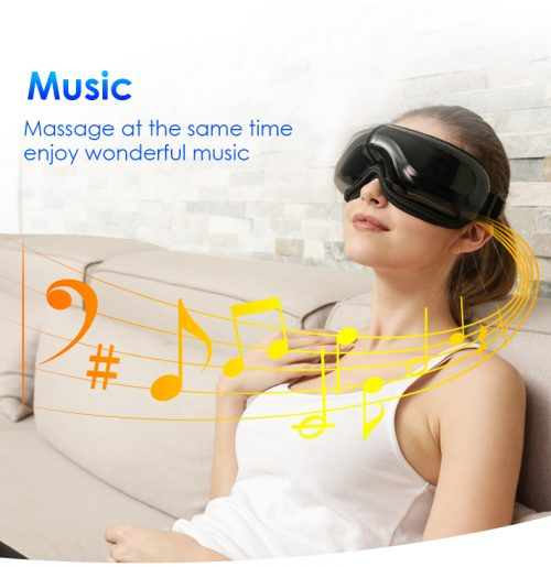 bluetooth eye mask,eye massage mask