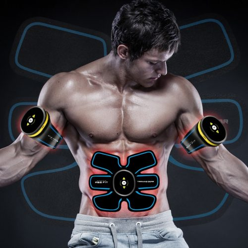 Electric muscle stimulation,muscle trainer