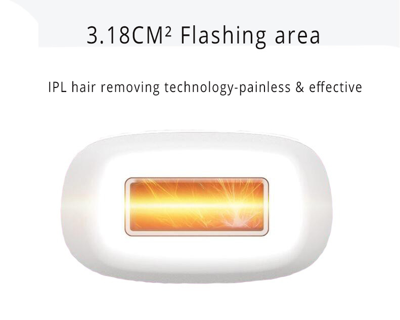 Permanent IPL Hair Removal , D3 painless Intense Pulsed Light Hair Removal 12