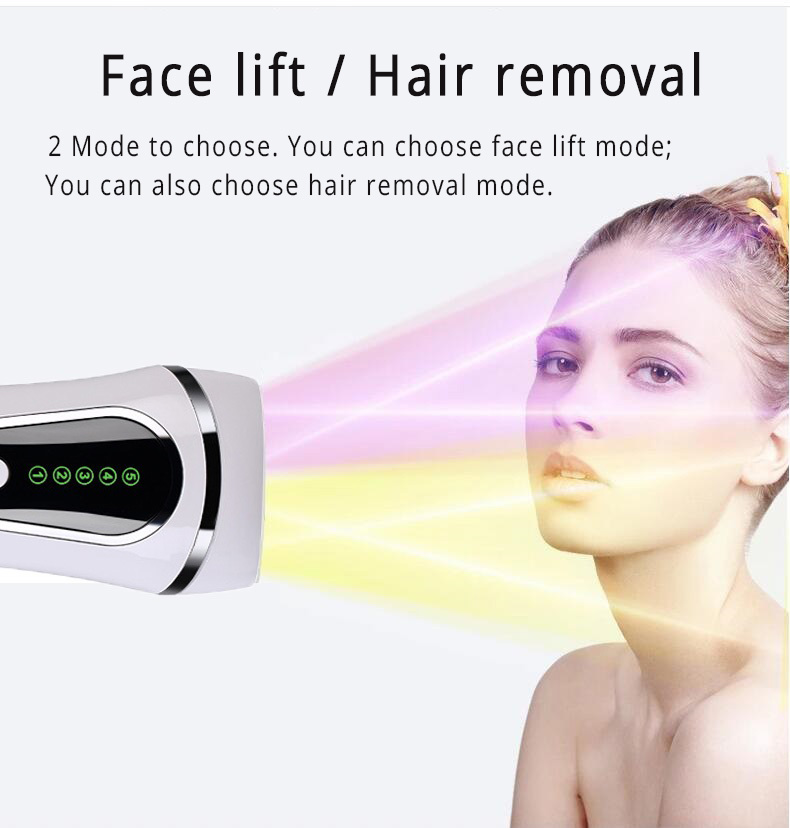Permanent IPL Hair Removal , D3 painless Intense Pulsed Light Hair Removal 10